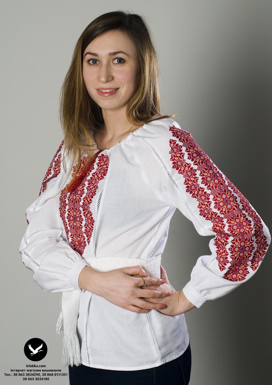 d050cfc4c935df Жіночі вишиванки – українські традиції, зручність і краса