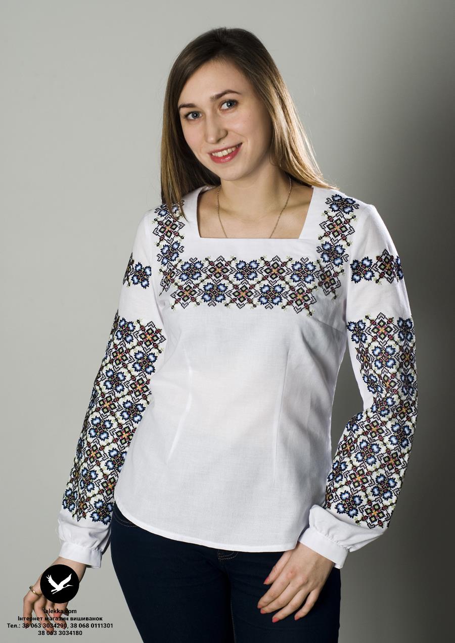 Жіночі вишиванки – українські традиції 84b04d32a04ca