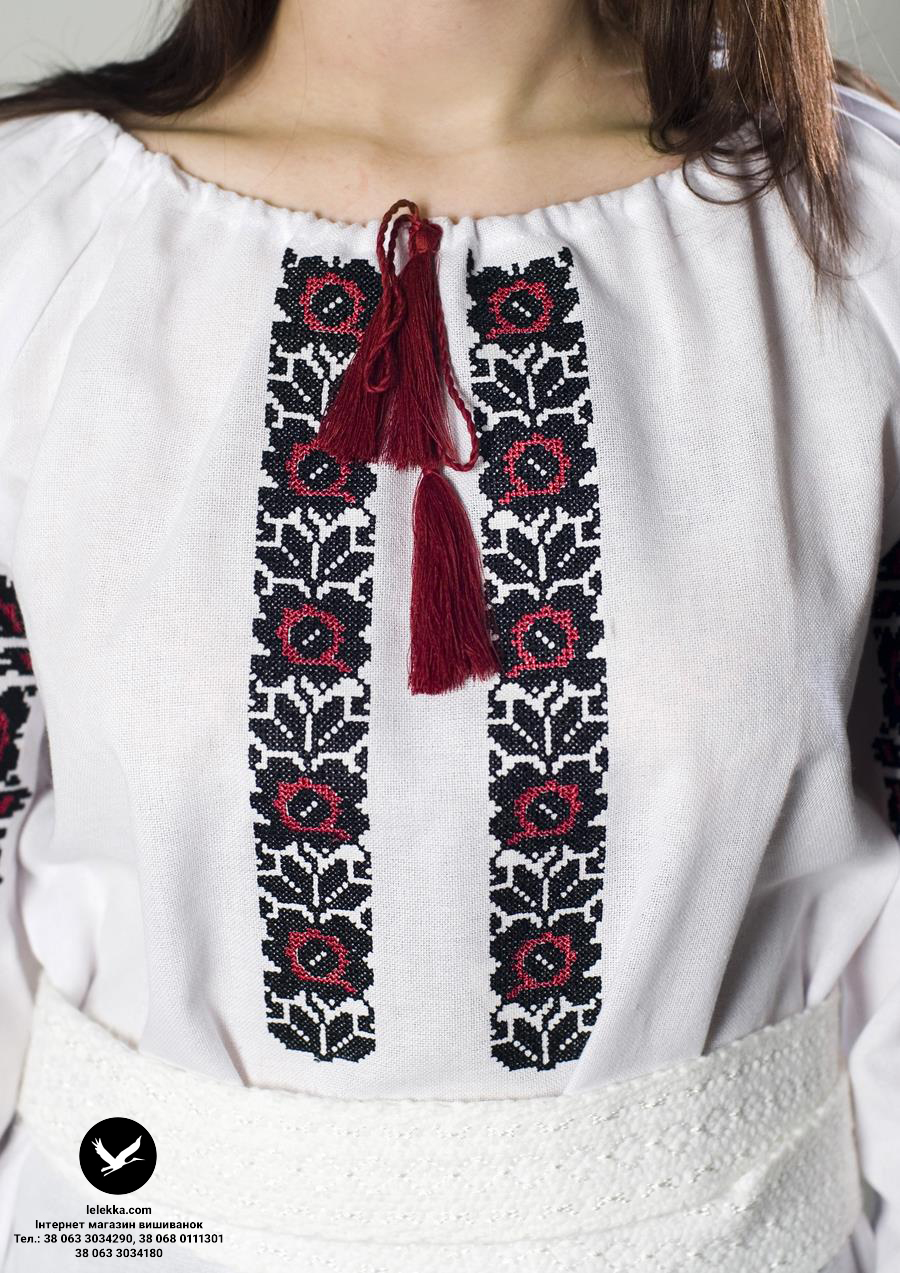 Українські вишиванки – давня історія ef727ca5fc51e