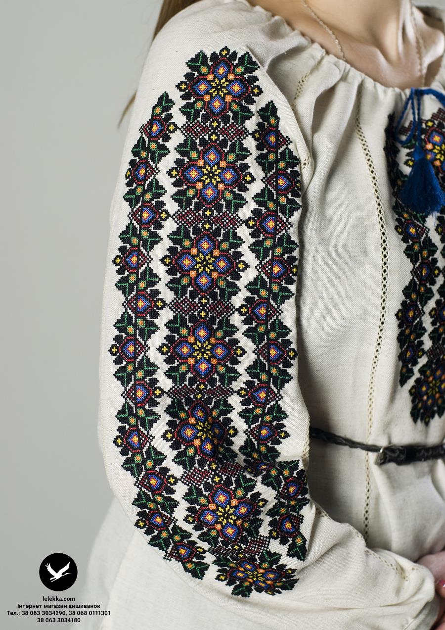 Українські вишиванки – давня історія 95e2ee5749dde